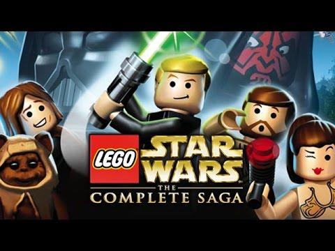 Лего звездные войны игра прохождение часть 19 игра звездные войны новые