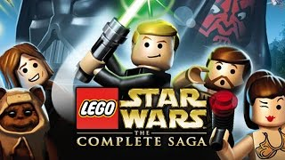LEGO Star Wars: The Complete Saga - Part 19 (Return of the Jedi) Walkthrough
