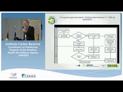 """Access to medicines and TRIPS agreement flexibilities"" - Presentation of Antônio Carlos Bezerra"