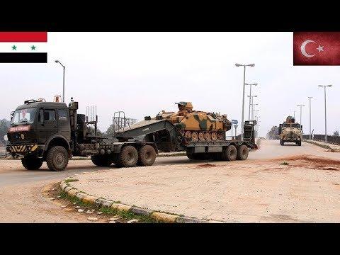 News. Turkey creates a new observation post in Idlib