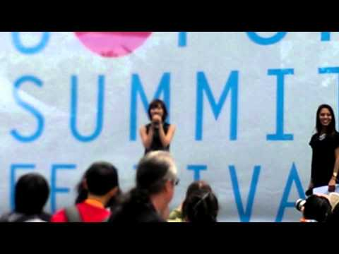 May'n interview Jpop summit