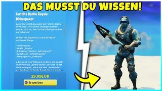 "Fortnite DEEP FREEZE Bundle is here! | Everything you need to know about the ""Bibber Package"""