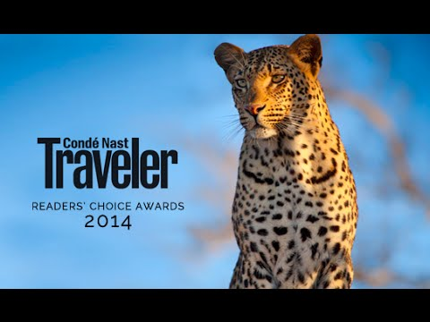 Condé Nast Traveller Readers' Travel Awards 2013