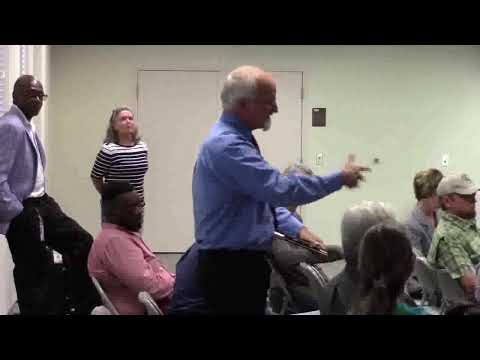 Florida water quality testing --Tom Mirti, SRWMD