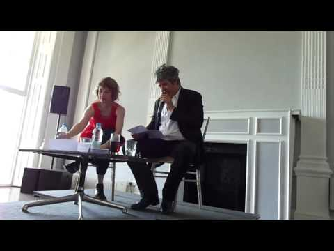 Clem Burke in Conversation with Katie Puckrik ICA 7 July 2013 Part 2