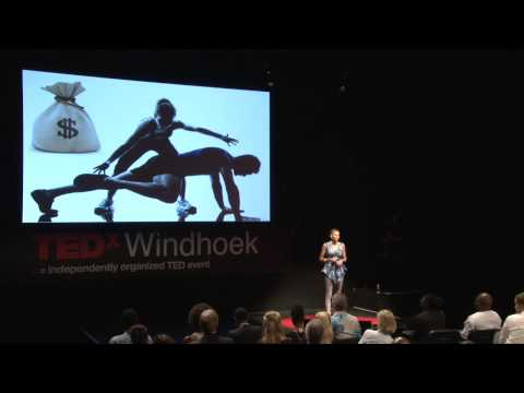 Empowerment through wellness: Nangado Kauluma at TEDxWindhoek
