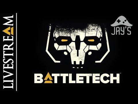 [FR] BattleTech : Ce soir on teste la campagne en direct !