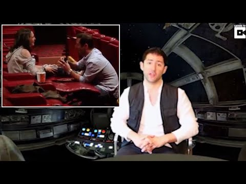 Thumbnail: 'Star Wars' Fanatic Proposes to Girlfriend While Dressed as Han Solo