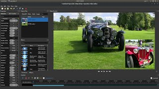 OpenShot: How To Crop/Resize Aฑd Scale Video Clips Charge Video Dimensions & Position.
