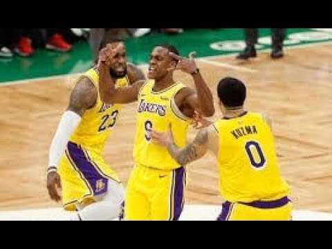 Los Angeles Lakers vs Boston Celtics NBA Full Highlights (8th February 2019)