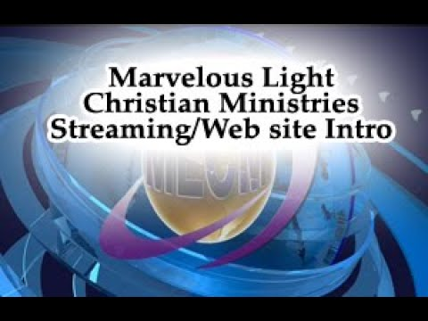 Church Video Intro - Streaming Portal