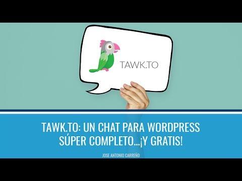 Tawk.to: Cómo Instalar Y Configurar Un Chat Para Tu Wordpress 100% GRATIS