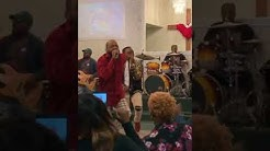 Pastor Tim Rogers & The Fellas-No Turning Back live!!!!!