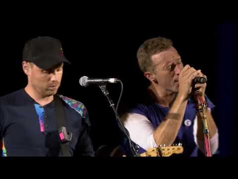 """Magic"" - Coldplay Live! (HD) Rose Bowl 2017"
