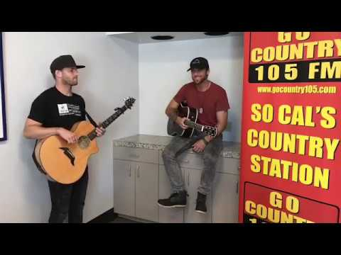 Canaan Smith Performs at Go Country 105