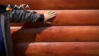 Покраска бруса своими руками: видео-инструкция, чем покрасить брусовой дом снаружи и внутри, сколько понадобится краски, фото и цена