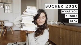 Top 10 Bücher, die ich 2020 lesen werde 📚