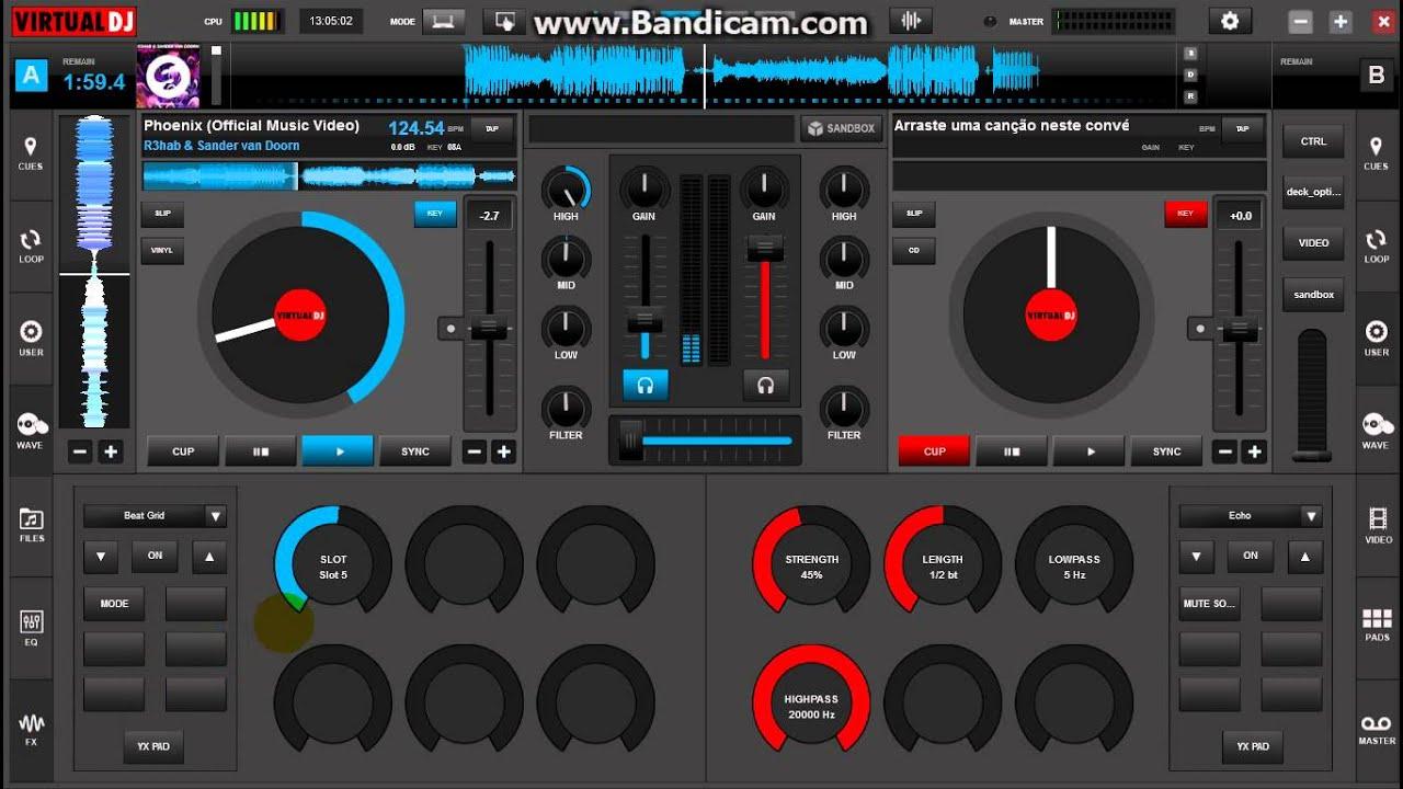programa de remixar musicas virtual dj