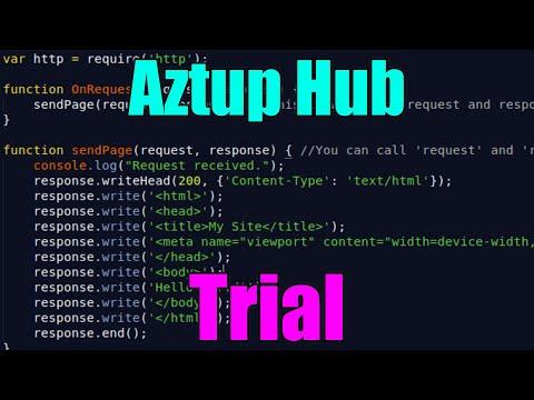 Aztup Hub |Hack/Script| Trial/#1 Hub | Ended