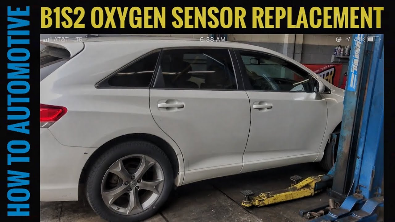 How To Replace The Bank 1 Sensor 2 Oxygen On A 2008 2015 Diagram For Wiring Cam Kia Optima 2004 Howtoautomotive Autorepair Brianeslick