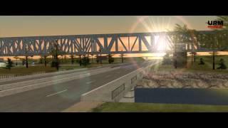[CRMP | 1080p] Трейлер нового сервера URM Roleplay