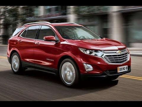 Chevrolet Equinox 2019 Confira As Novidades Oficiais E Detalhes