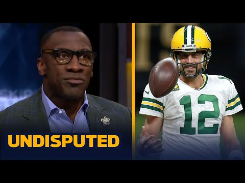 Shannon Sharpe reacts to Aaron Rodgers, Packers 3-0 start after win over Saints   NFL   UNDISPUTED