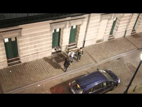 Hooker fight Brussels