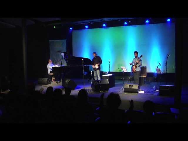 """7 na Ciranda"" - Scott Feiner & Pandeiro Jazz live at Selo Instrumental Brasil"