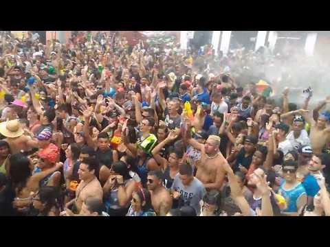 Carnaval de Nazaré Paulista 2018 - Bloco Os Moiados