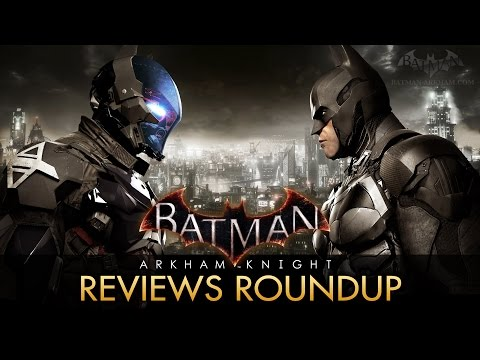 Batman: Arkham Knight - Reviews Roundup & Screenshots