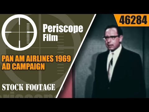 """PAN AM AIRLINES 1969 AD CAMPAIGN""""PAN AM MAKES THE GOING GREAT"""" 46284"""