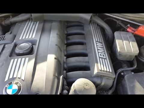 Ремонт двигателей в Волгограде.BMW 5 E60 N52B25 пластиковая крышка.Основная причина.