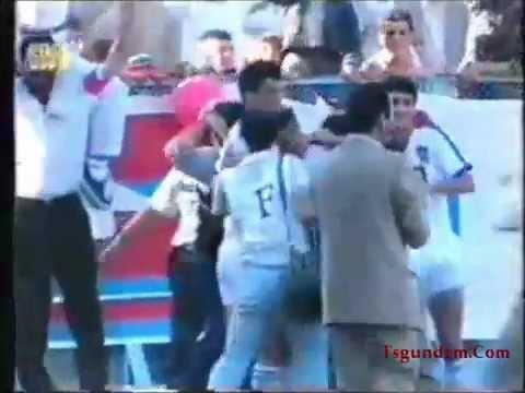 Trabzonspor: 1-0 :Barcelona