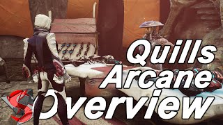 Warframe | The Quills Arcane Overview