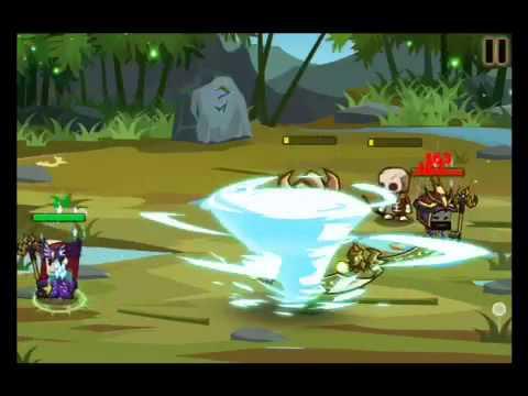 Heroes Vs Monsters (SOULSTEALER GIANT)