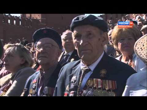 День Победы  Посвящается ветеранам ВОВ  Спаси и сохрани  9 мая 2014 год  HD, 720p