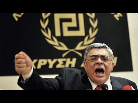 Golden Dawn state funding suspended by Greek parliament