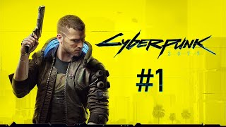 NA NÉZZÜK! | Cyberpunk 2077 (PC, RTX ON) #1 - 12.09.