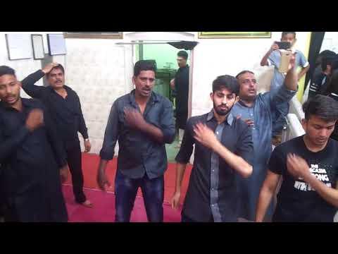 29th zilhijja juloos-e-sehra-e-mubarak from bargah-e-masoomeen to Alawa-e-sartauq mubarak NOHAY KHAN