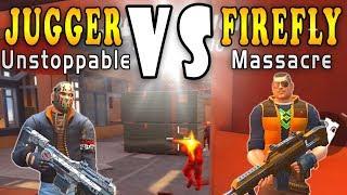 Guns of Boom #24: Juggernaut VS Firefly | Unstoppable VS Massacre