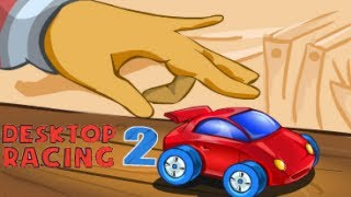 Desktop Racing 2 Walkthrough Gameplay
