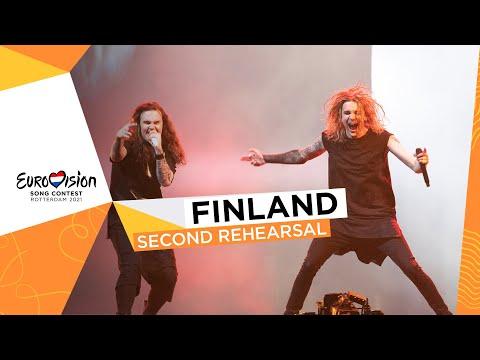 Blind Channel - Dark Side - Second Rehearsal - Finland ?? - Eurovision 2021