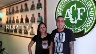 Colombia  Chapecoense themed bar opens in Medellin in tribute to killed football players