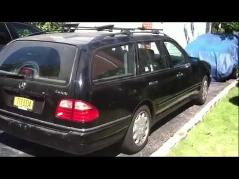Look At A 1999 Mercedes Benz E320 Wagon
