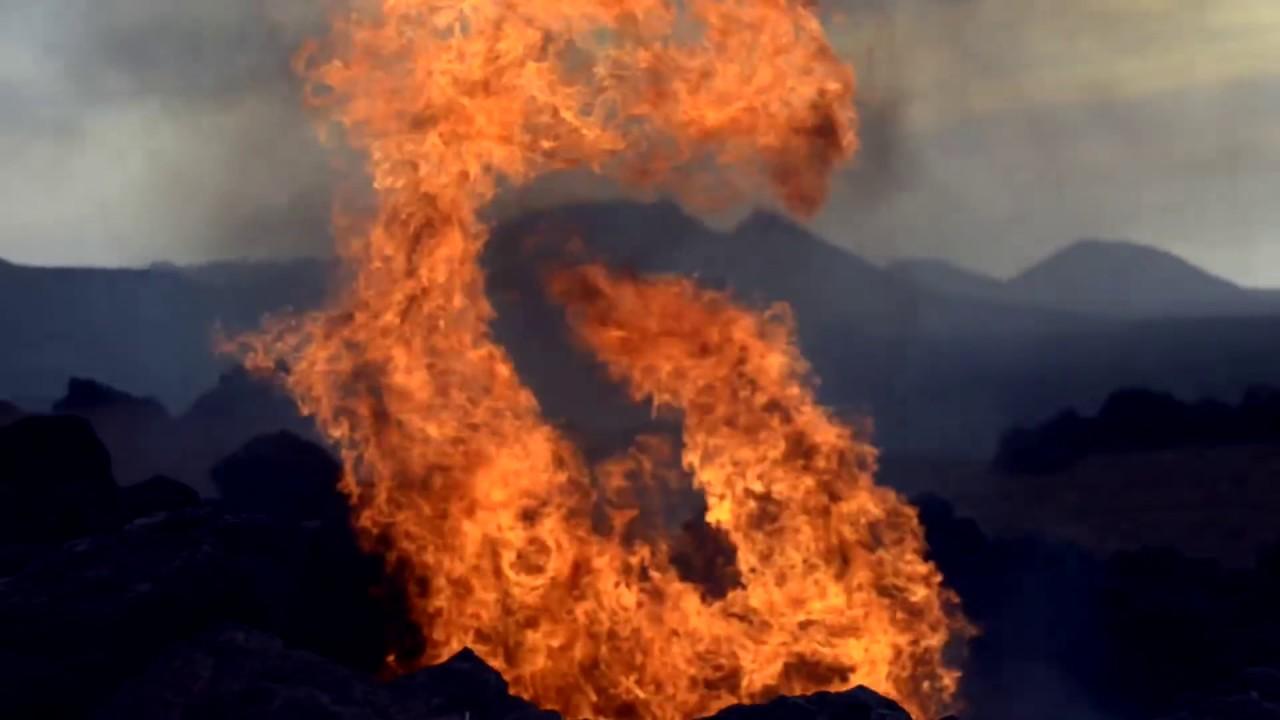 Montañas Del Fuego Timanfaya Youtube