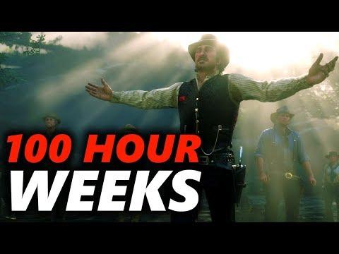 A DIFFERENT TAKE ON ROCKSTAR 100 HOUR WORK WEEK