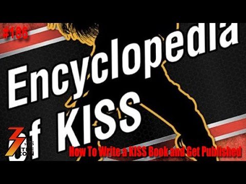 Ep. 186 How to Write a KISS Book and Get Published with Brett Weiss
