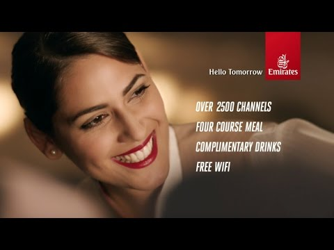 Emirates Ad - Always there for you