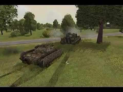 Theatre of War - German Tanks